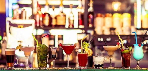 Испанские коктейли