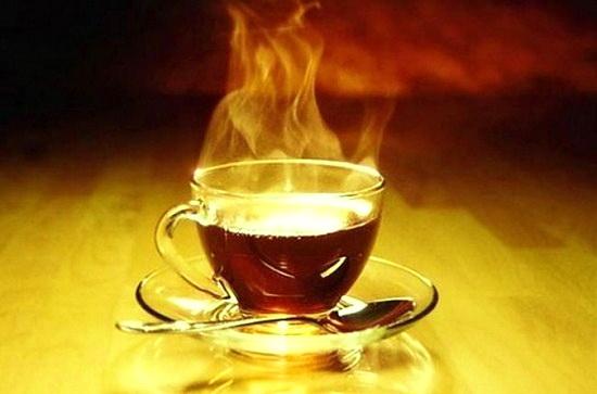 Паранормальный горячий напиток