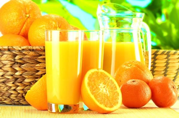 Апельсиновый сок сделает Ваш день удачнее